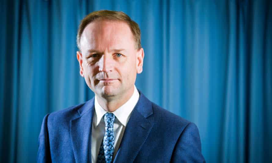Simon Stevens, chief executive of NHS England.