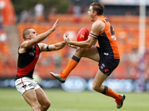 AFL round one, GWS v Essendon