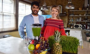 Live Well For Longer … Tamal Ray and Kate Quilton