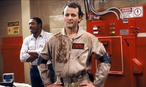 Murray in the 1984 film Ghostbusters.