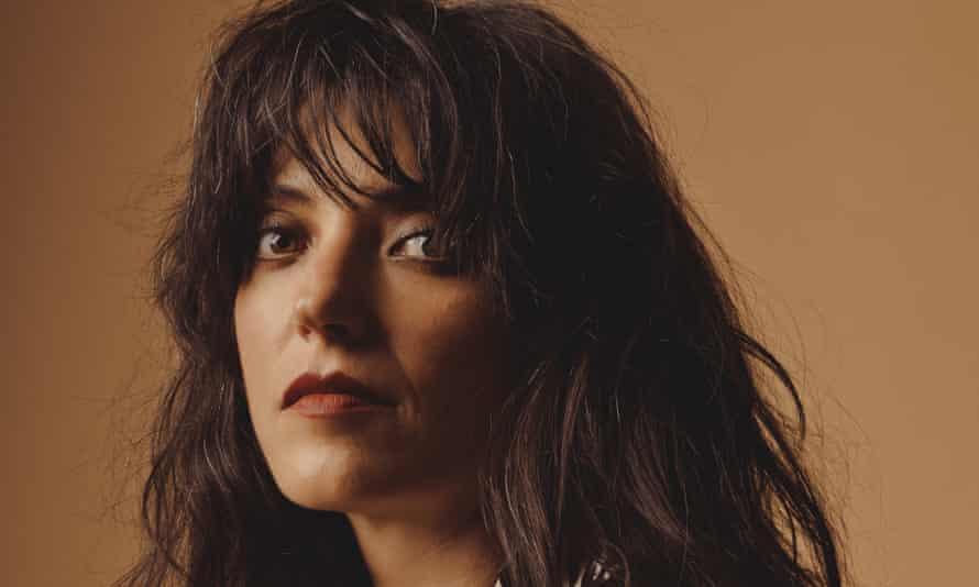 Joyous yet dark grown-up sounds … Sharon Van Etten.