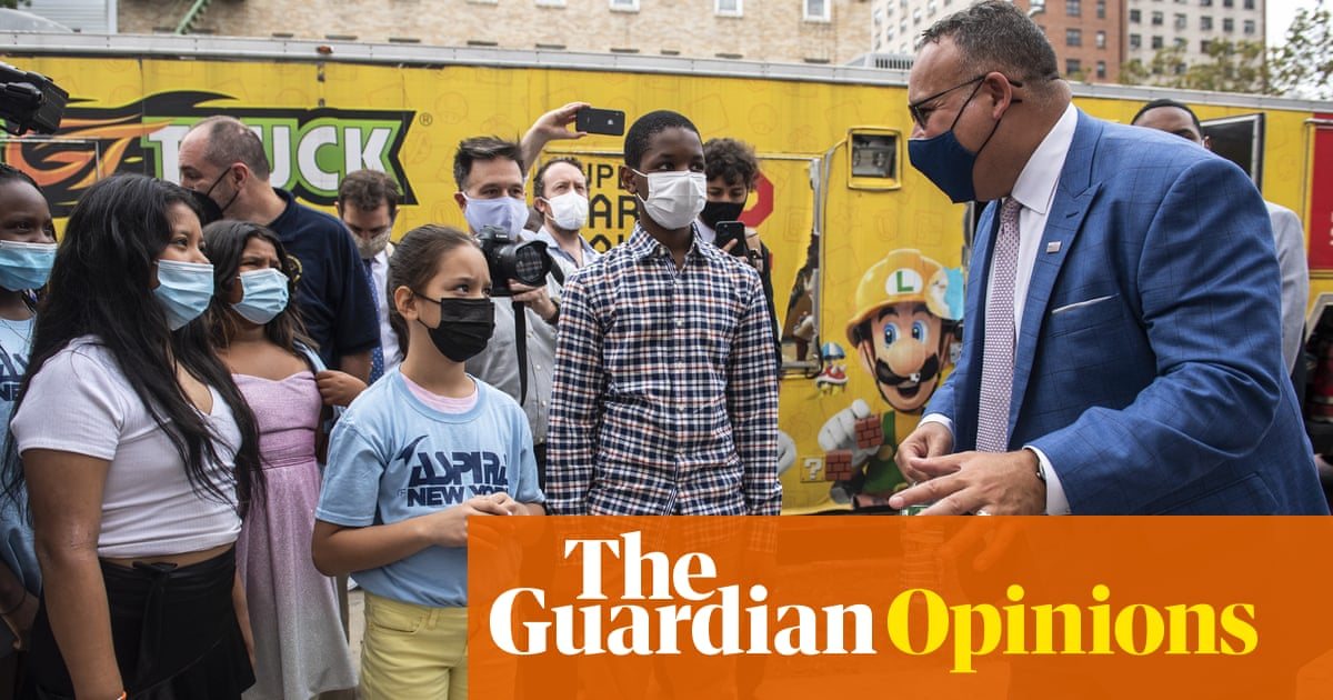 Is the anxiety over New York schools reopening about public health – or politics?