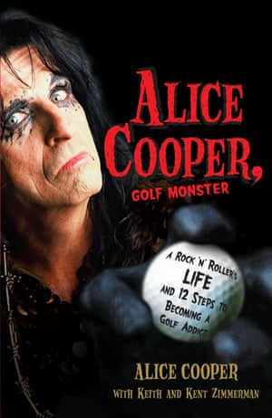 Alice Cooper, Golf Monster.