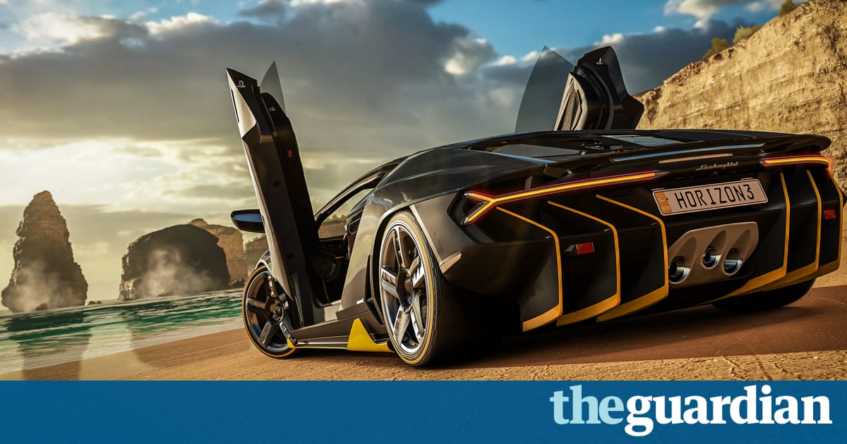 How Forza Horizon Became The Most Beautiful Game On Xbox Games - 18 creative cars will make definitely look twice