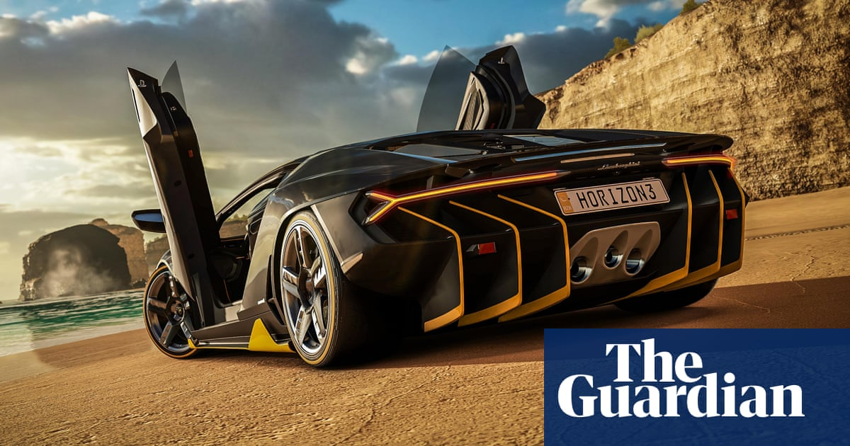 Forza Horizon 3 The Mission To Create The World S Most Beautiful