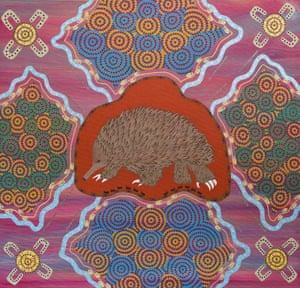 Kev J – How the Echidna Got Its Spikes 2016