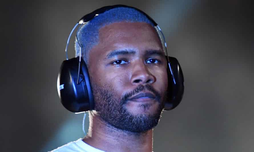 Frank Ocean. Cuchna says: 'This approach is the only way you're going to get to something worthwhile, it's just a record you have to spend a lot of time with.'