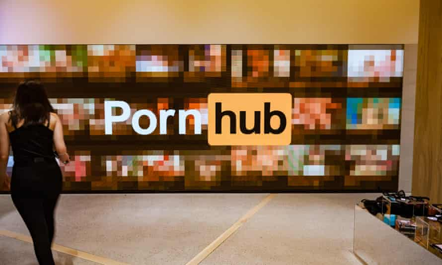 Pornhub claims that it is simple for victims of nonconsensual porn to request that videos be removed from its website.