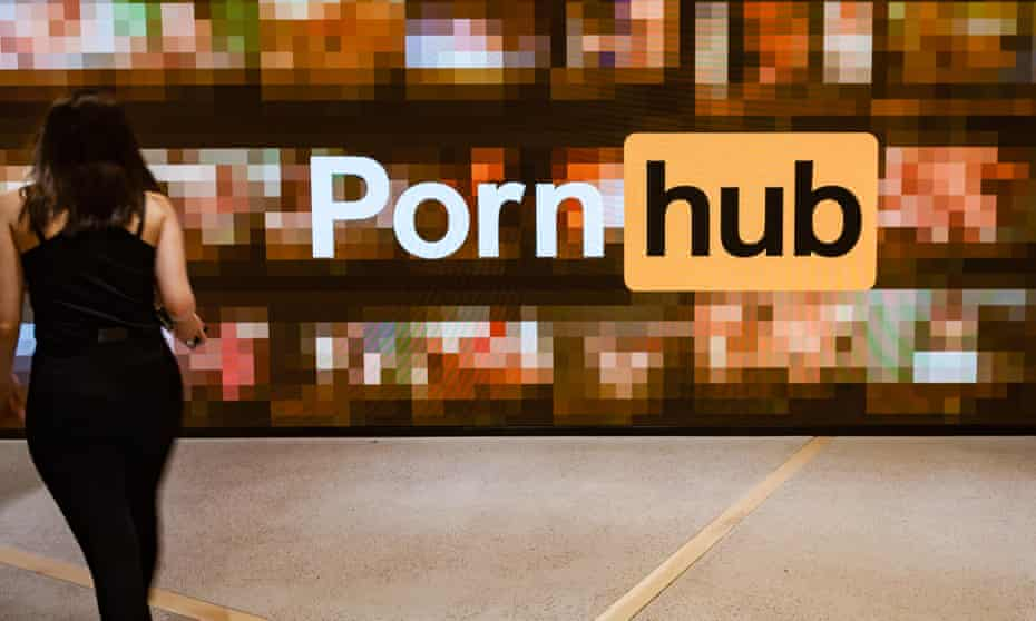 Pornhub, the world's biggest porn site, was visited 42bn times last year.