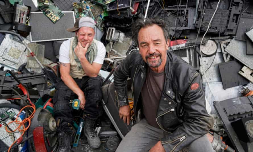Alex Wreckage and Joe Rush