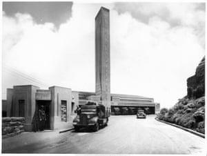 Pyrmont incinerator