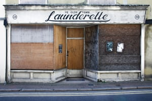 Vacant: Ye Olde Town Launderette, King Street, Margate