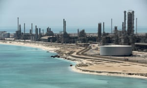 Saudi oil company named world's most profitable business
