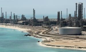 Aramco's $2tn flotation is back on, says Saudi Arabia | Business