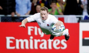 In 2009-10 Chris Ashton played 35 full matches for England and Northampton.