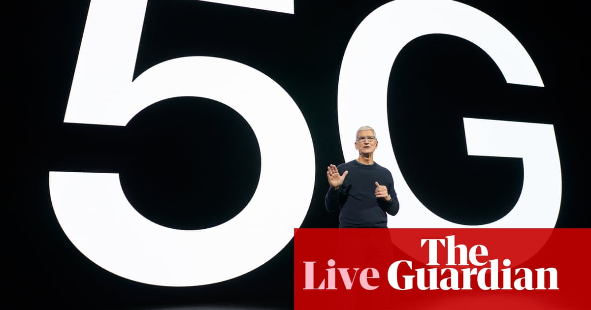 iPhone 12 launch: Apple introduces 5G – live updates | Technology