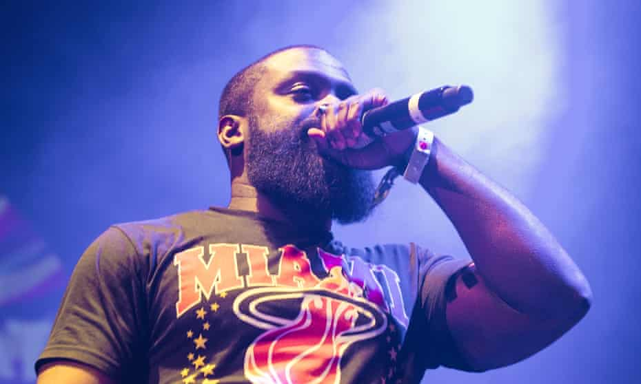 Solo 45 performing in Brighton in 2016. The grime artist insisted his victims always consented to his 'rape game'.