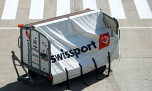 Some of Swissport's largest operations include services at London's Gatwick and Heathrow airports, Manchester, Newcastle, Edinburgh and Glasgow, alongside a host of regional airports.