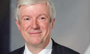 The director general, Tony Hall