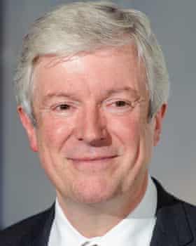 The BBC director general, Tony Hall.