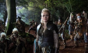 Maxine Peake was brilliant as Titania in Russell T Davies's A Midsummer Night's Dream.