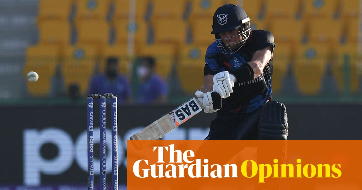 The Guardian view of cricketing minnows: no time to argue the toss