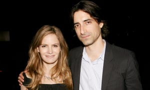 Jennifer Jason Leigh and Noah Baumbach