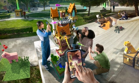 Minecraft Earth is coming – it will change the way you see your town