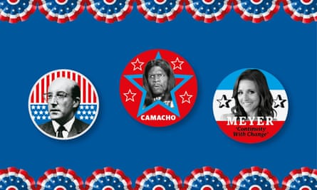 Ain't no party ... the Independent candidates.