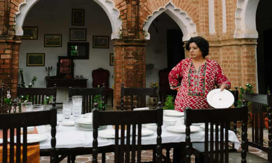 Asma Kahn in series 6 of Chef's Table.