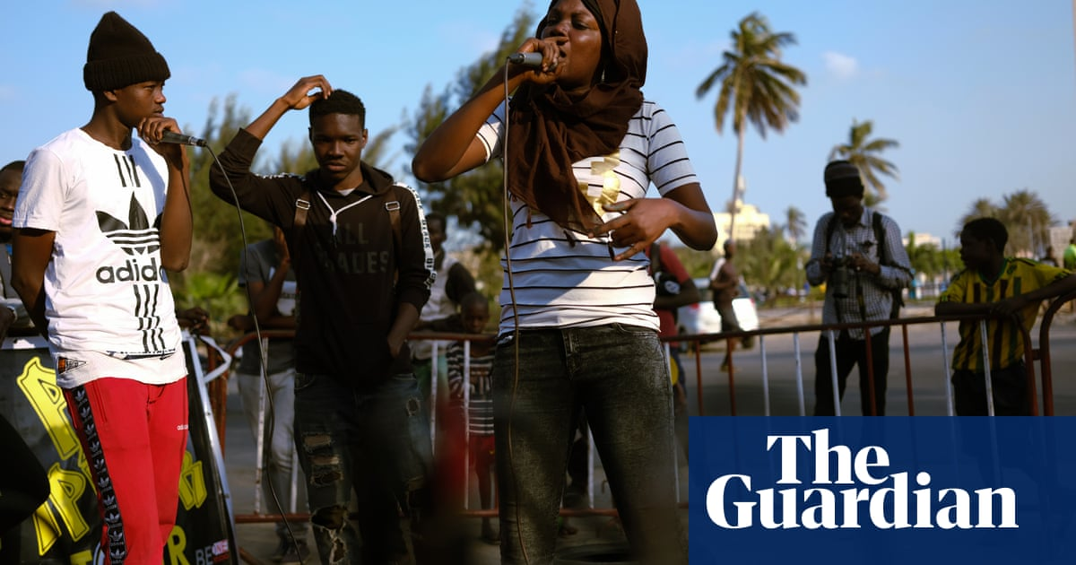 Rap does not shut up: hip-hop women of Senegal