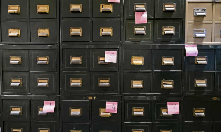 Foreign Office archives at Hanslope Park
