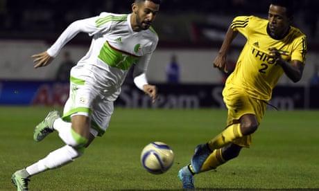 Leicester and Algeria's Riyad Mahrez named BBC African Footballer of the Year