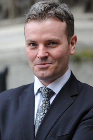 Jamie Reed, the MP for Copeland.