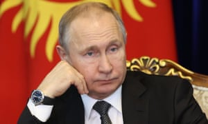 Vladimir Putin appears to have lost his appetite for the cut and thrust of governing.