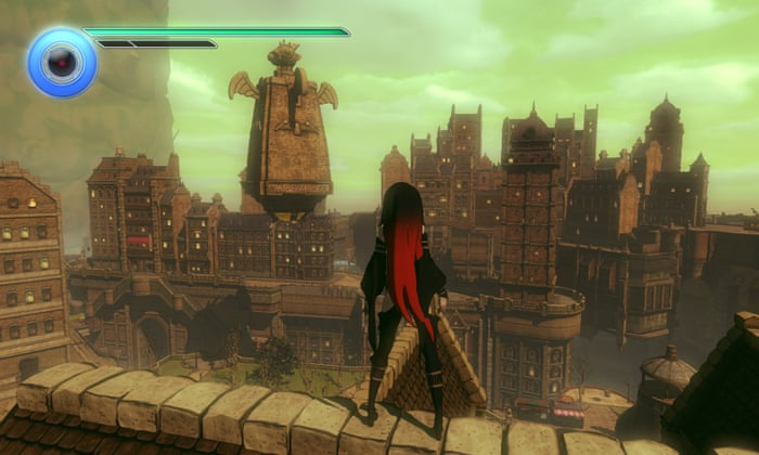 Gravity Rush 2 review: boundless fun if you ignore the