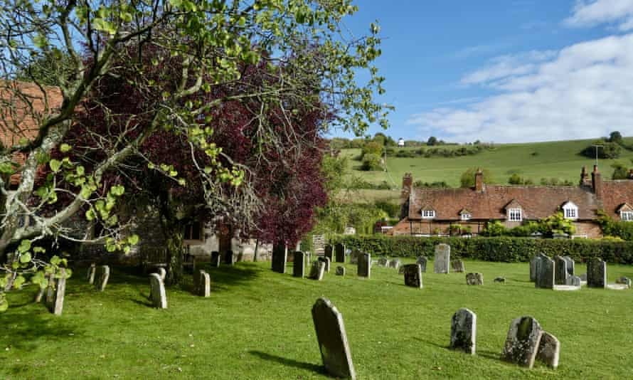 'Even if you live in a chocolate-box hamlet full of thatched cottages, Midsomer gives you the chance to see a different set of cottages, ponds and fields.'
