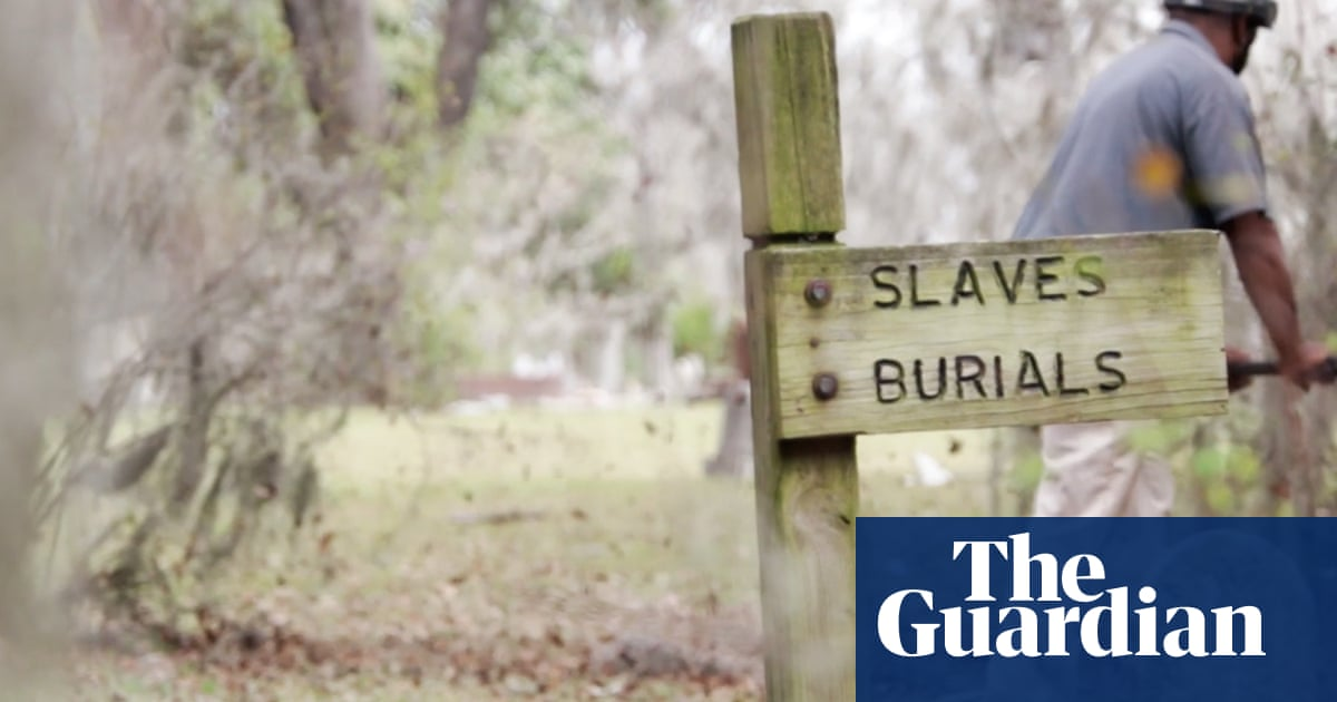 Unmarked: the quest to discover and protect burial sites for the enslaved