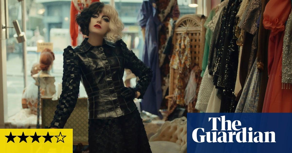 Cruella review – De Vil wears Prada in outrageous punk prequel