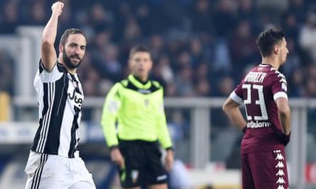 Torino Fail To Scale The Mountain As Juventus Tower Above Derby Rivals Serie A The Guardian