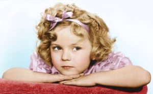 Shirley Temple, a role model for 1930s children?