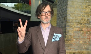 Jarvis Cocker attends the Q Awards, London, 16 October 2019.