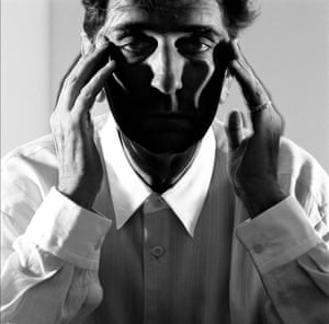 Harry Dean Stanton, (Actor), for Comme des Garçons, Paris , 1990