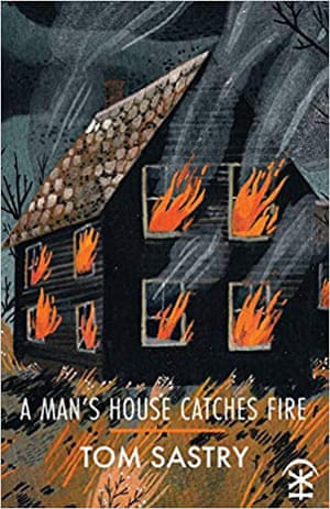 A Man's House Catches Fire