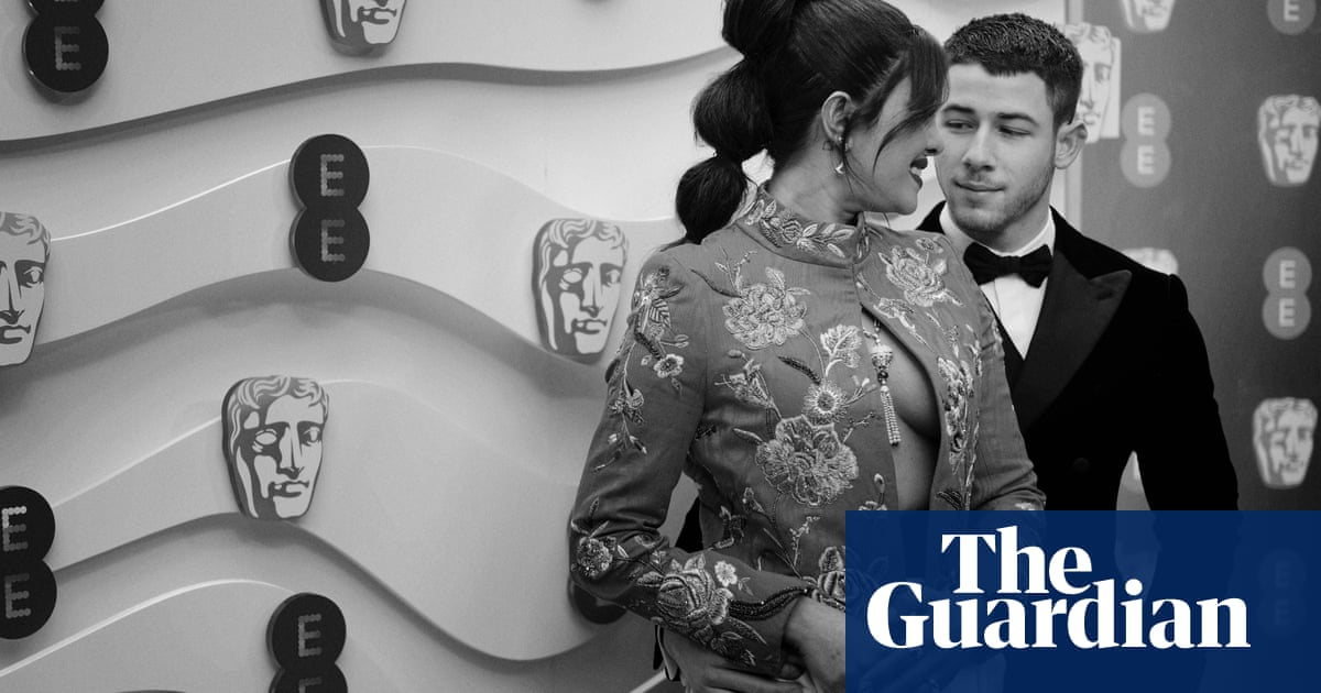 Baftas 2021: backstage with Hugh Grant, Priyanka Chopra and more – in pictures