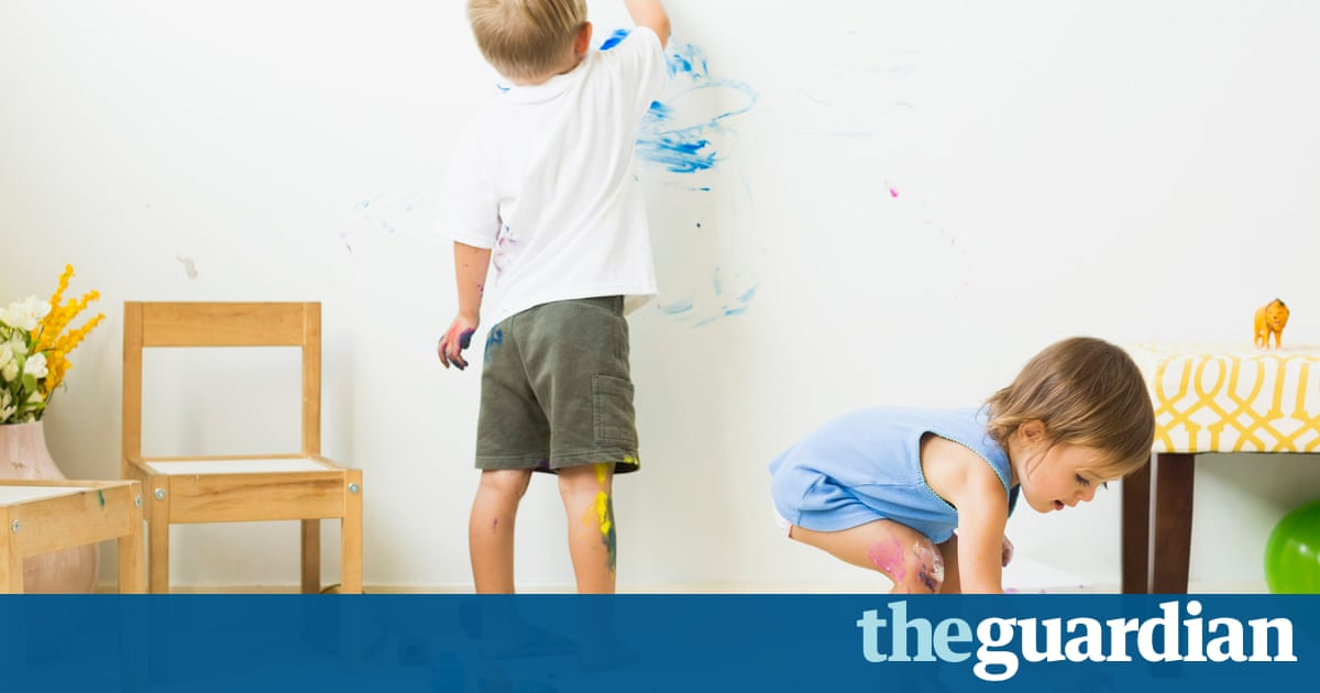 If you break it, it stays broken: capping the cost of kids' household damages