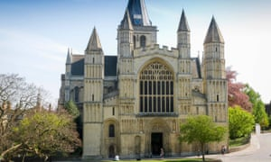 Rochester cathedral, Rochester, Kent.