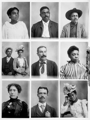 There are no indications that Mangum intended his photographs to serve any political purposes, but it's likely that many of his clients did. By the turn of the 20th century, many black Americans were well-practised at engaging the power of photography to challenge racist ideas, as well as to visually create and celebrate black identity. It's probable that many of the men and women pictured were working publicly and privately to establish black advancement
