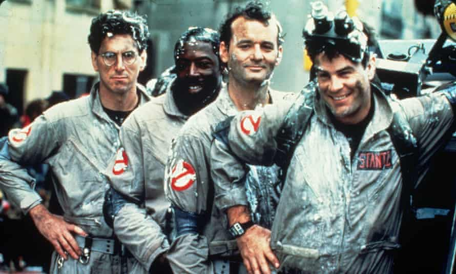 Ghostbusters 1984 Library of Congress film
