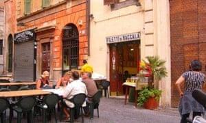 Dar Filettaro, Rome